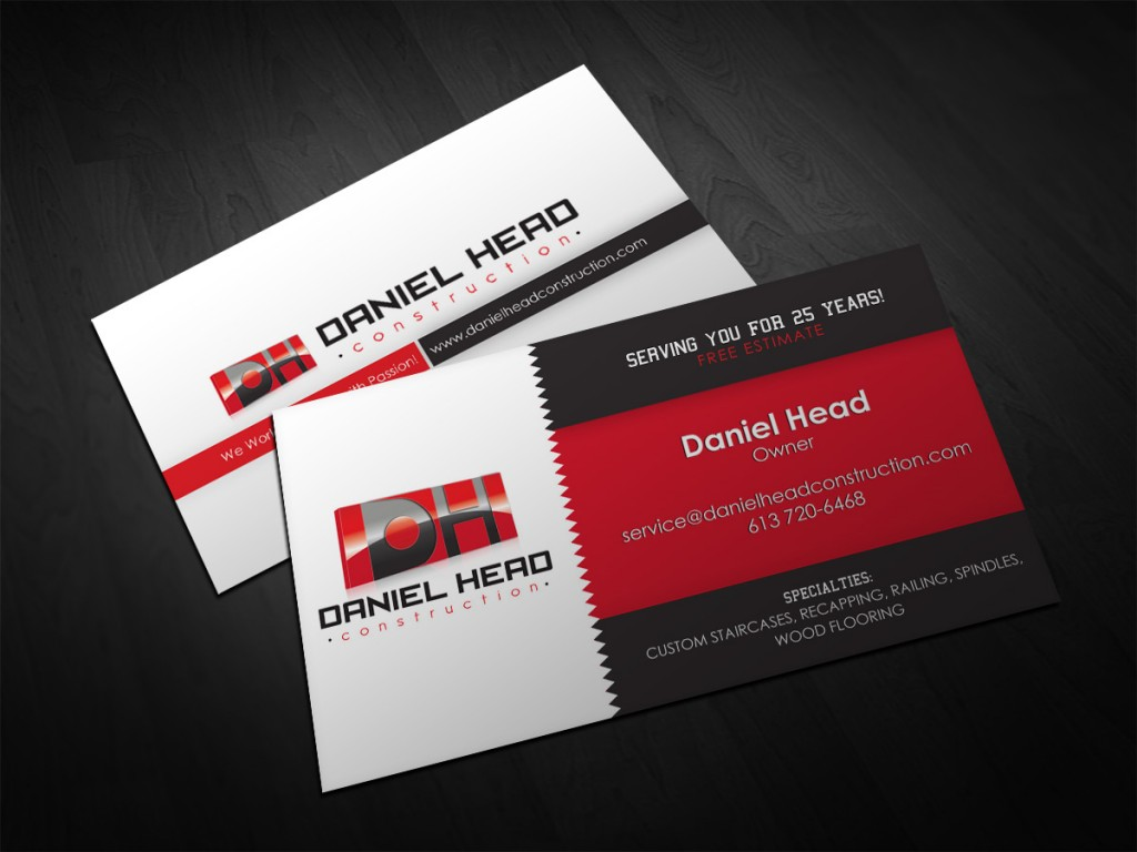 Daniel Head Business Card | Bristlecone Tech