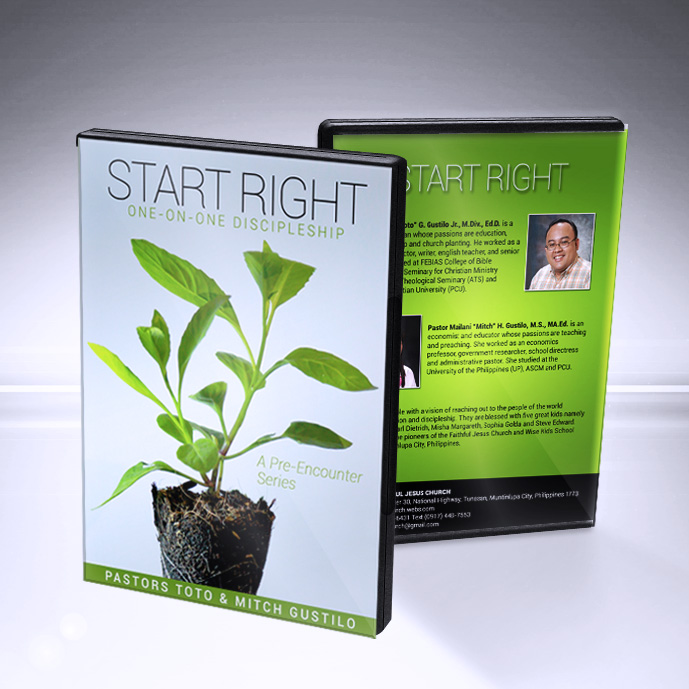 bristleconetech - start right dvd - psd